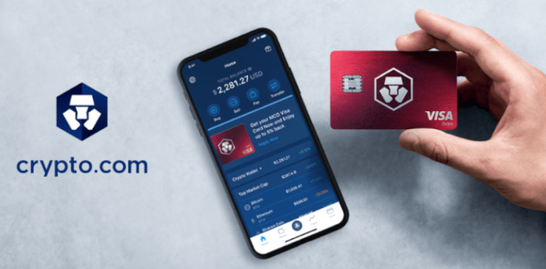 A Crypto VISA Card that Pays YOU to HAVE It!