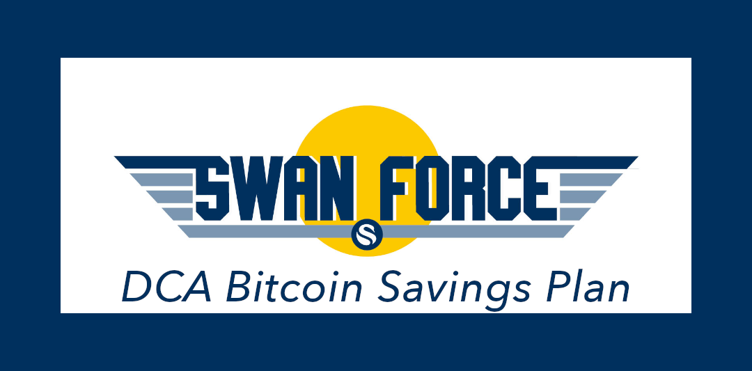 Smart Crypto Income Swan Bitcoin DCA Savings Plan